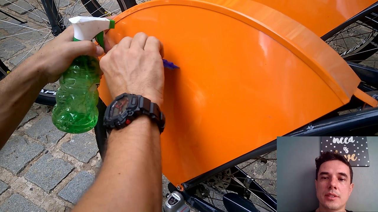 como tirar cola de adesivo mais facil